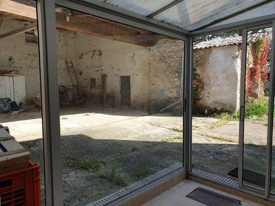 Vente ferme 7 pièces 140 m2
