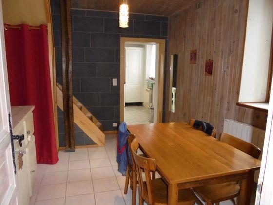 Location appartement 2 pièces 51,39 m2