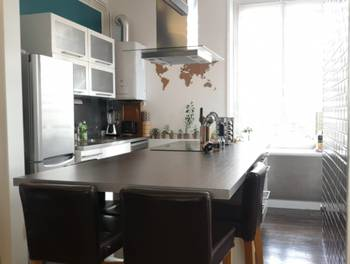 Appartement meublé 4 pièces 93,36 m2