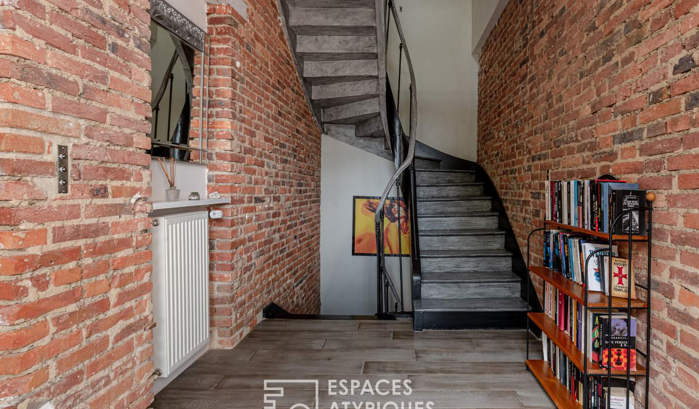 House with terrace Rennes