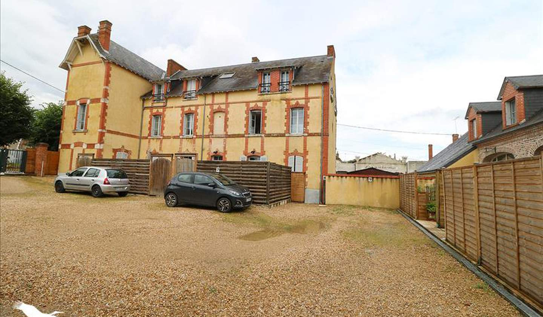 Propriété Villefranche-sur-Cher