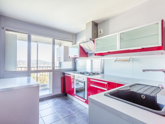 vente Appartement 4 pièces 91 m2 Lyon 5ème
