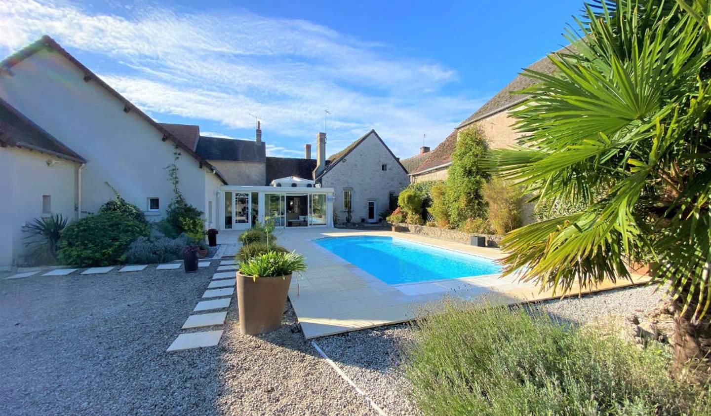 Maison avec terrasse Vineuil