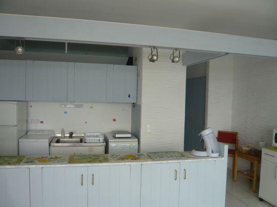 Vente appartement 2 pièces 38,3 m2