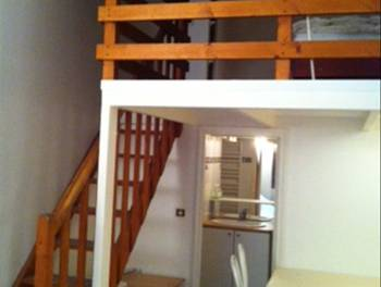 Studio meublé 16,44 m2