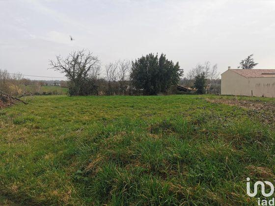 Vente terrain 685 m2
