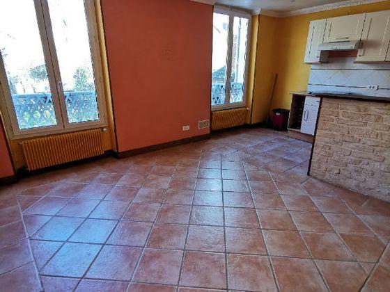 Location appartement 3 pièces 52,85 m2