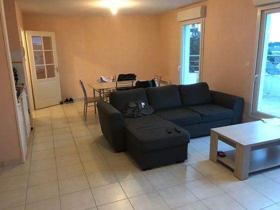Vente appartement 2 pièces 51,44 m2