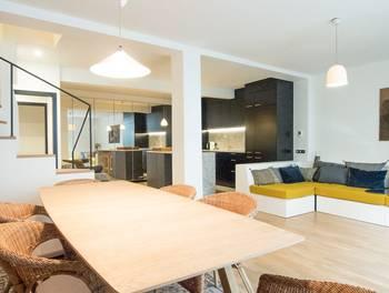 Appartement meublé 4 pièces 110 m2