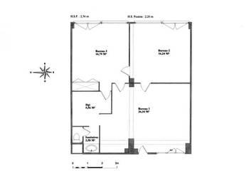 Divers 2 pièces 68 m2