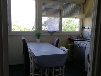 Appartement 2 pièces 51,84 m2
