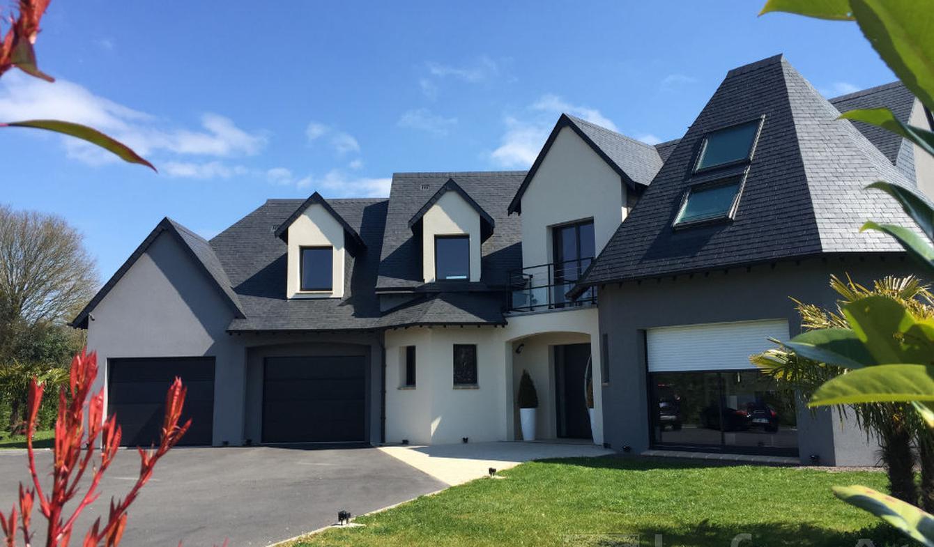 Maison avec piscine et terrasse Bernay