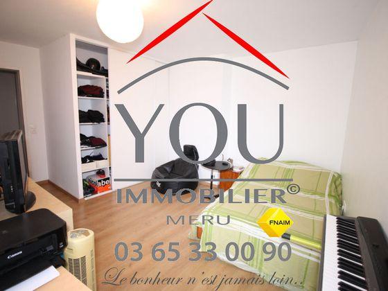 Vente appartement 2 pièces 54,83 m2