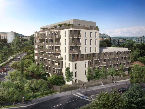 Vente appartement 3 pièces 59,12 m2