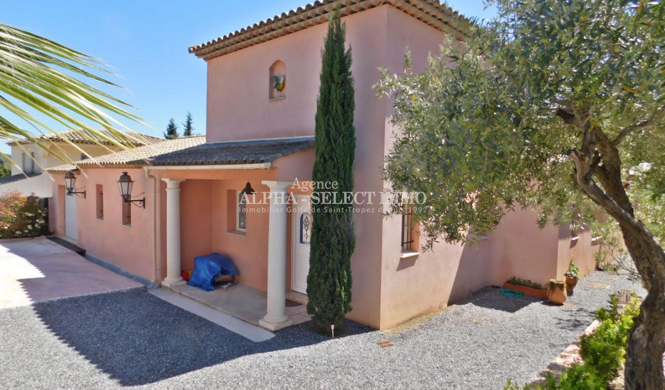 Villa avec terrasse Cogolin