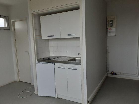 Location studio 16,74 m2