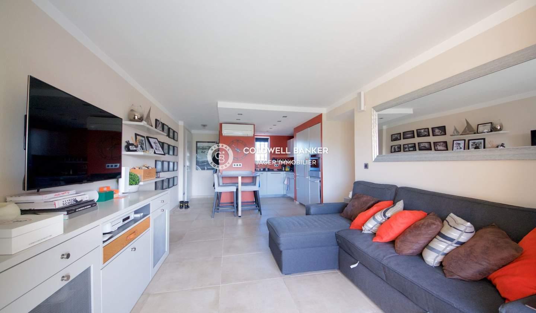 Appartement avec terrasse et piscine Cogolin