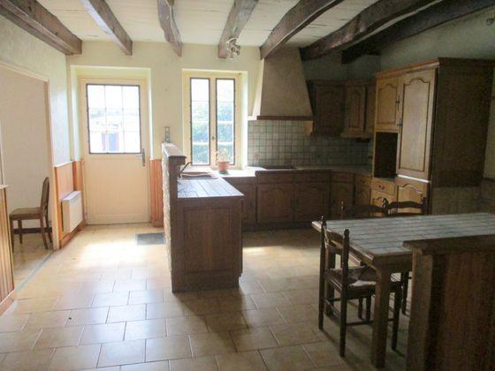 Vente maison 3 pièces 123,18 m2
