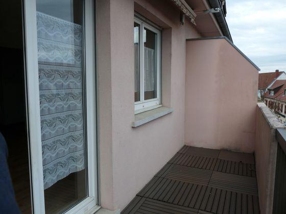Location appartement 2 pièces 71 m2