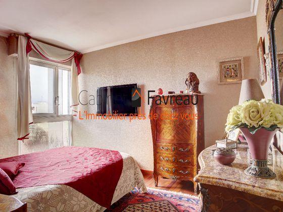 Vente appartement 4 pièces 84,89 m2