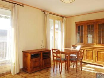 Appartement meublé 2 pièces 51,49 m2