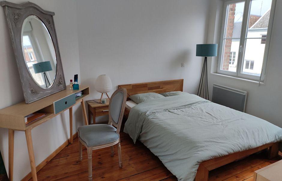 Location  appartement 2 pièces 40 m² à Saint-Quentin (02100), 400 €