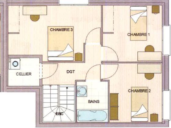 Vente appartement 4 pièces 90,96 m2