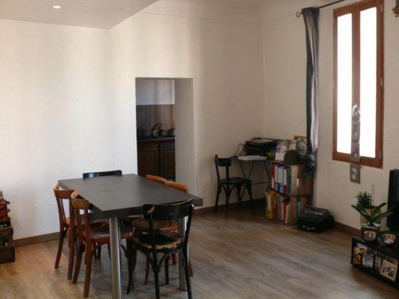 Vente appartement 2 pièces 58,26 m2