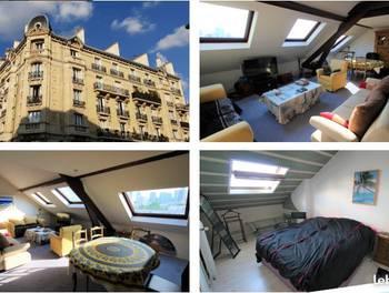 Appartement meublé 5 pièces 130 m2