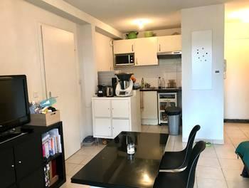 Appartement 2 pièces 34,71 m2