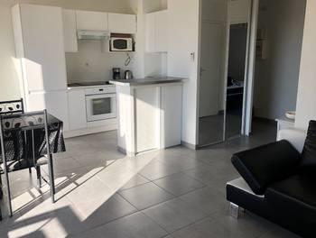 Appartement 2 pièces 36,52 m2
