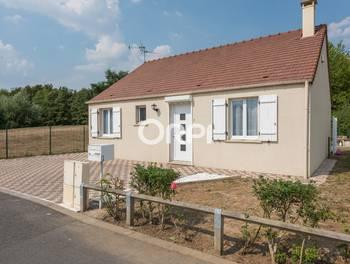 Maison 4 pièces 75,08 m2