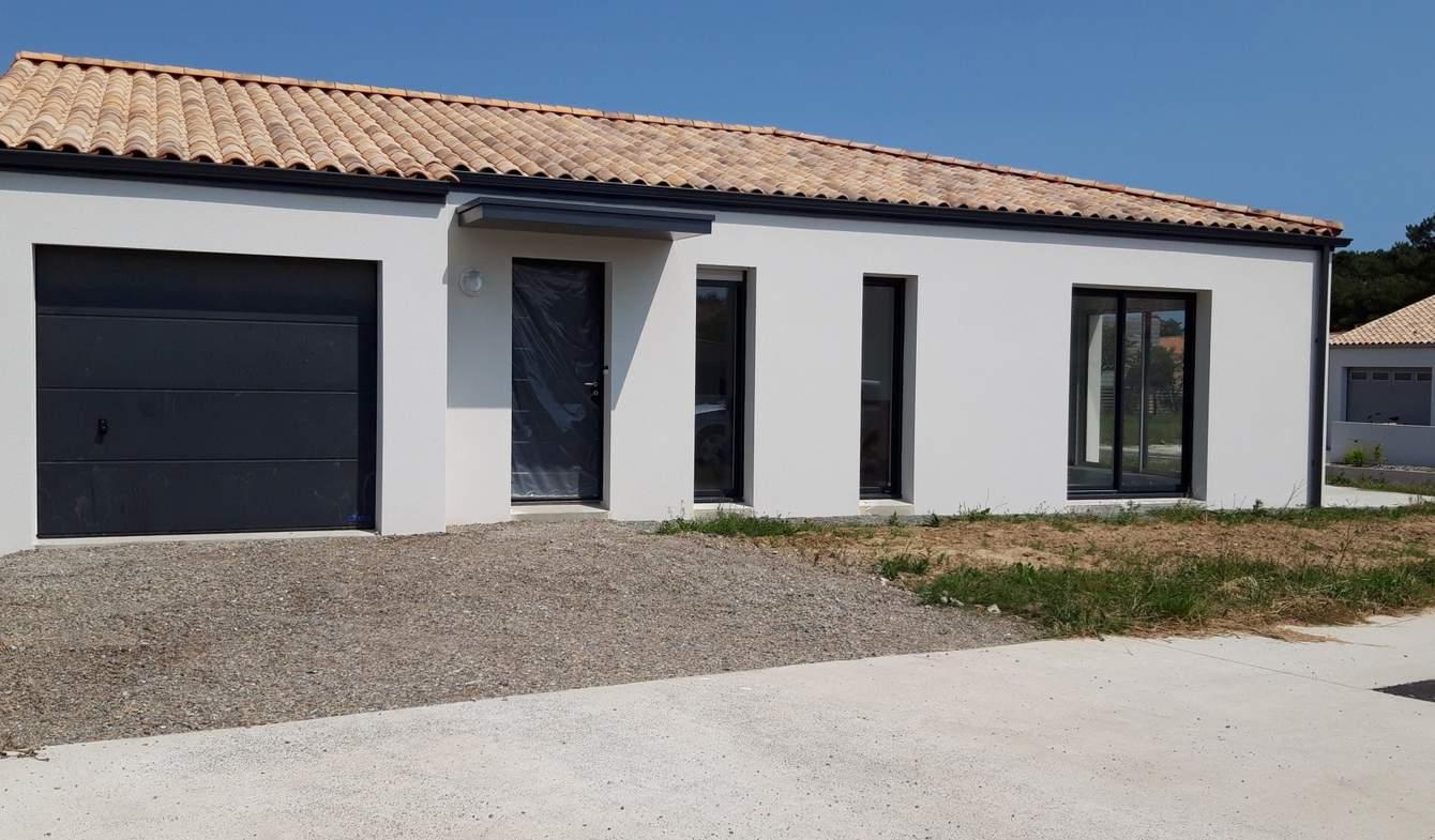 Maison avec terrasse Talmont-Saint-Hilaire