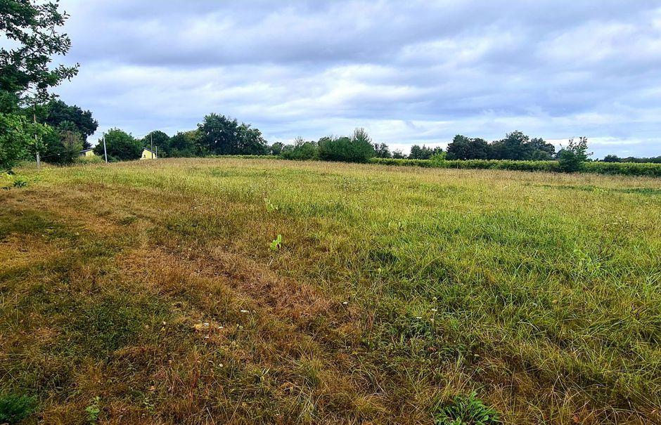 Vente terrain  5500 m² à Toujouse (32240), 59 000 €