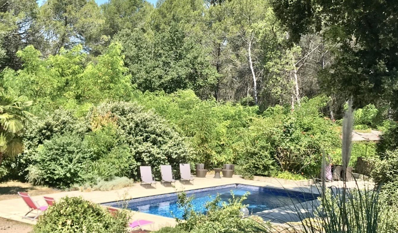Maison avec piscine Roussillon