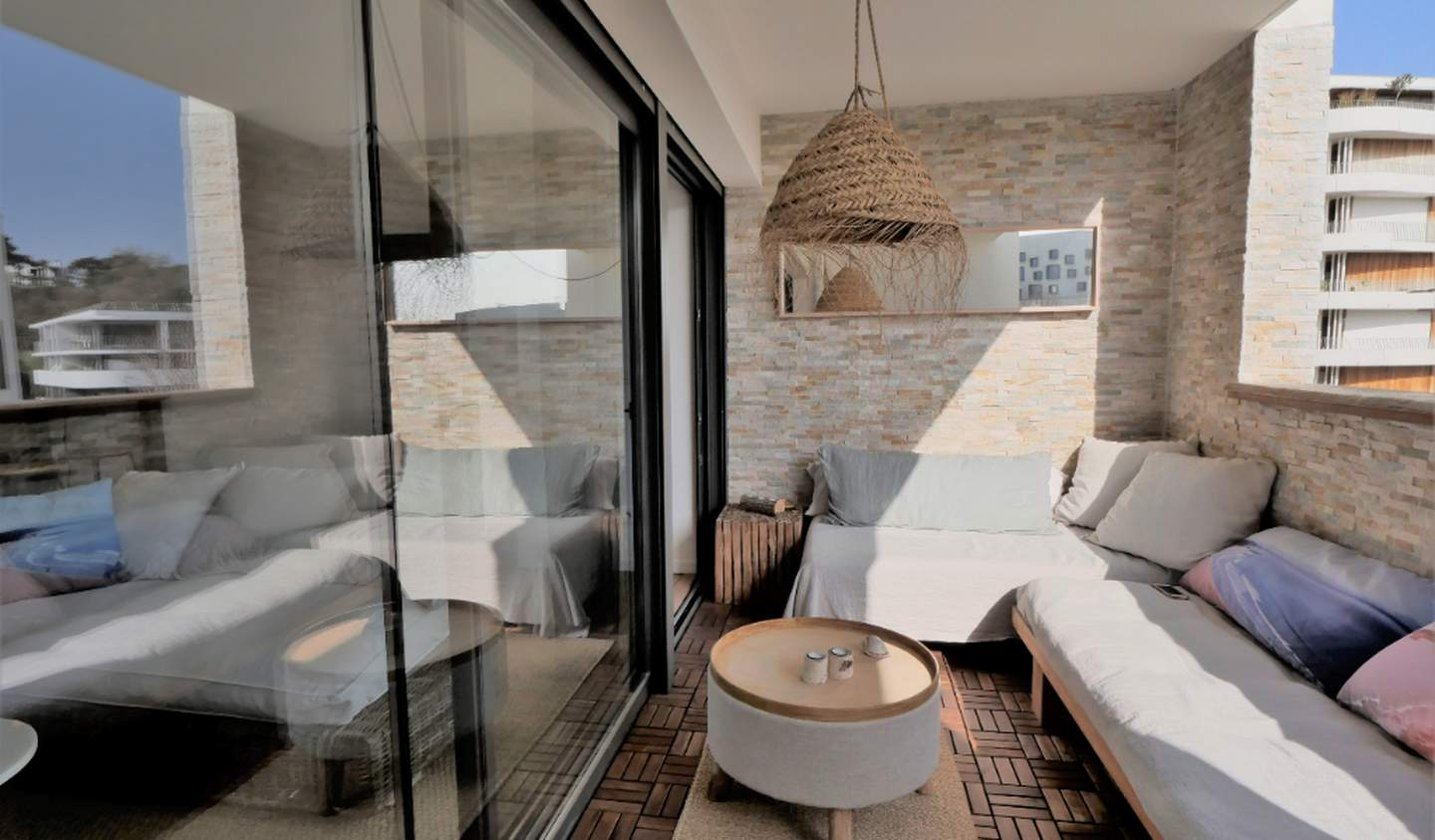 Apartment with terrace Biarritz