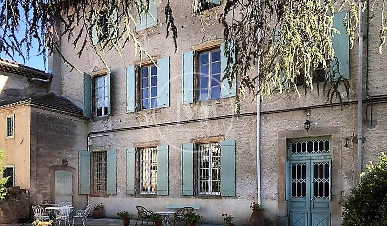 Hôtel particulier Limoux