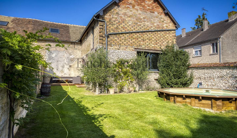 Maison avec piscine et terrasse Houdan