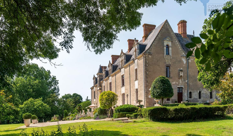 Castle Beauvoir-sur-Mer