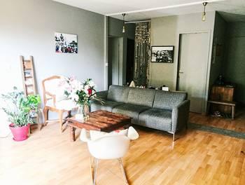 Appartement meublé 3 pièces 83,61 m2