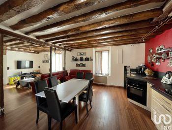 appartement à Sainte-Mesme (78)