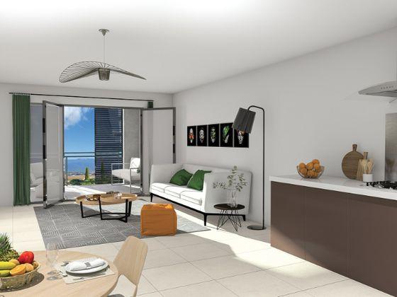 Vente appartement 3 pièces 62,06 m2