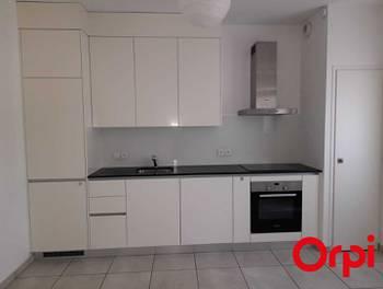 Appartement 2 pièces 38,4 m2