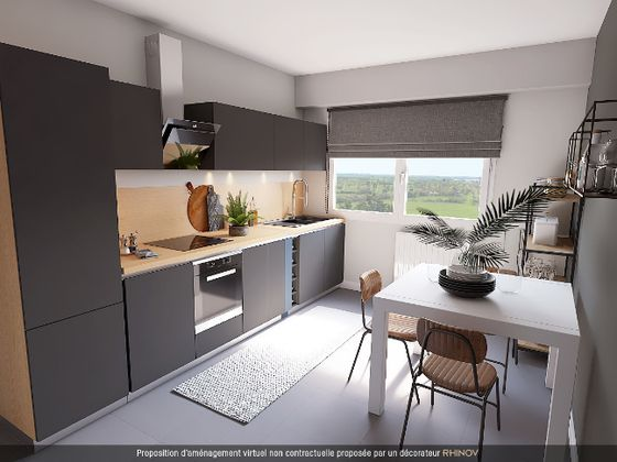 Vente appartement 5 pièces 127 m2