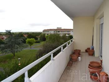 Appartement 4 pièces 89,85 m2