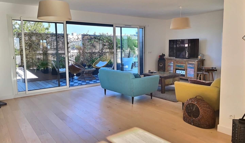 Appartement avec terrasse Merignac