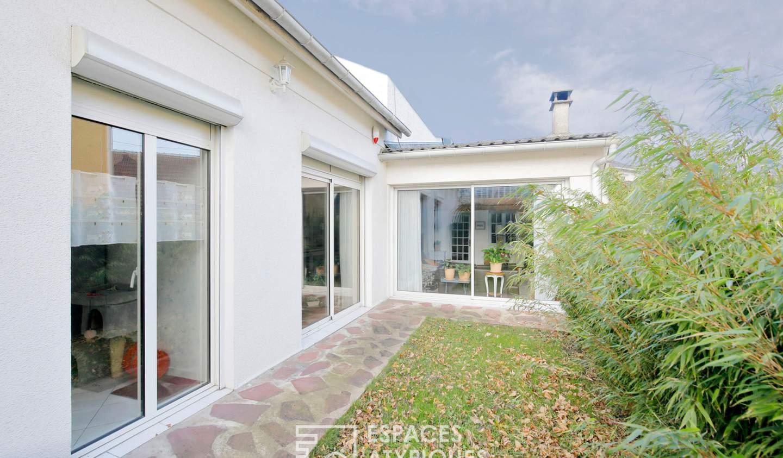 Maison avec terrasse Villeparisis