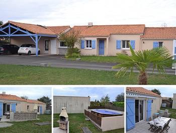 Maison 6 pièces 155 m2