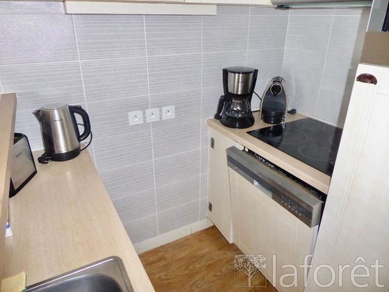 Vente appartement 2 pièces 36,82 m2
