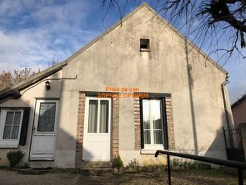 Maison 3 pièces 78,48 m2